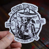 Skeladude Yardarita Sticker