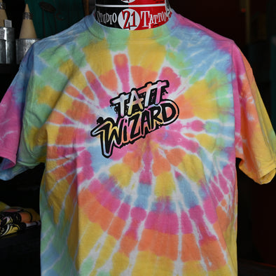 Tatt Wizzard T Shirt