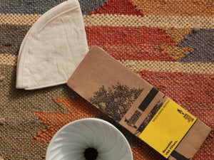 HANDLOOM COFFEE FILTERS