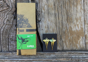LUNA BOX - EARRINGS