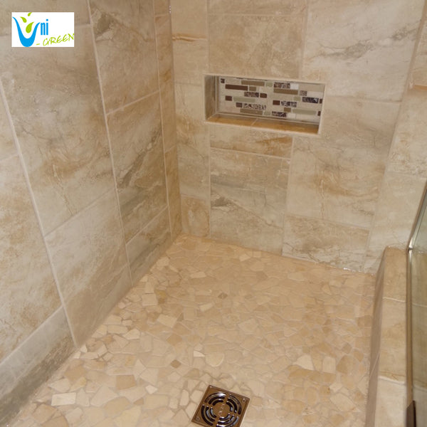 "Shower Niche  Inside Dimension 14""×6""×4"" for Foot Rest and Soap Holder recessed Wall Niche Insert"