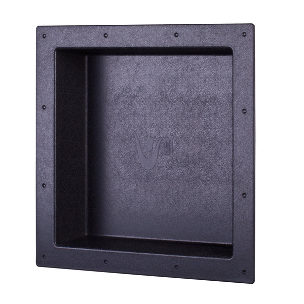 "17""×17"" Recessed Shower Niche with Texture Ready for Tile   UGSN1717"