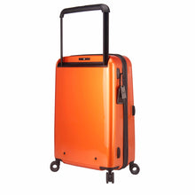 Load image into Gallery viewer, Hontus CASO DUO 20 Inches Hardside Spinner Carry-On Luggage Glossy Orange