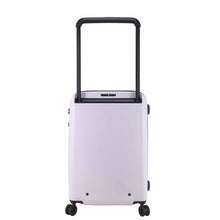 Load image into Gallery viewer, Hontus CASO UNO 24 Inches Hardside Spinner Luggage Twill White