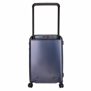 Hontus CASO UNO 24 Inches Hardside Spinner Luggage Twill Dark Blue