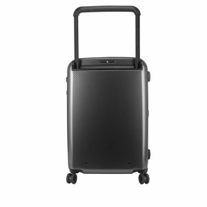 Hontus CASO TRE 24 Inches Hardside Spinner Luggage Carbon Gun Mental