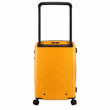 Load image into Gallery viewer, Hontus CASO QUATTRO 24 Inches Hardside Spinner Luggage Plaid Yellow