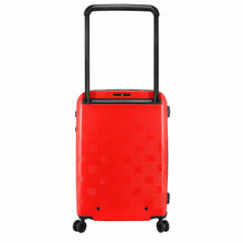 Load image into Gallery viewer, Hontus CASO QUATTRO 24 Inches Hardside Spinner Luggage Plaid Red