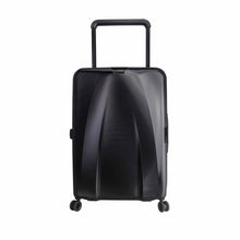Load image into Gallery viewer, Hontus CASO UNO 28 Inches Hardside Spinner Luggage Twill Black