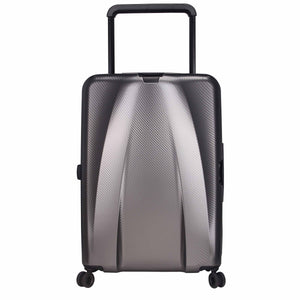 Hontus CASO TRE 28 Inches Hardside Spinner Luggage Carbon Gun Metal