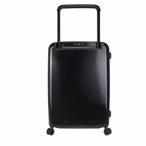 Hontus CASO TRE 28 Inches Hardside Spinner Luggage Carbon Black