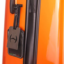 Load image into Gallery viewer, Hontus CASO DUO 24 Inches Hardside Spinner Luggage Glossy Orange