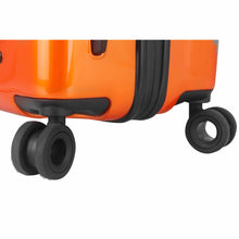 Load image into Gallery viewer, Hontus CASO DUO 28 Inches Hardside Spinner Luggage Glossy Orange
