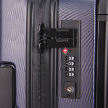 Load image into Gallery viewer, Hontus CASO UNO 24 Inches Hardside Spinner Luggage Twill Dark Blue