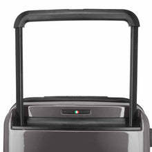 Load image into Gallery viewer, Hontus CASO DUO 24 Inches Hardside Spinner Luggage Glossy Gun Metal