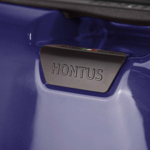 Hontus CASO DUO 20 Inches Hardside Spinner Carry-On Luggage Glossy Blue