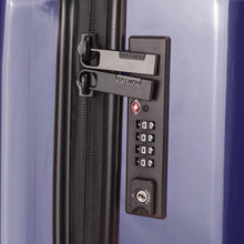 Load image into Gallery viewer, Hontus CASO DUO 24 Inches Hardside Spinner Luggage Glossy Blue