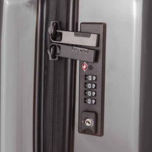 Load image into Gallery viewer, Hontus CASO DUO 28 Inches Hardside Spinner Luggage Glossy Gun Metal