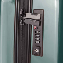 Load image into Gallery viewer, Hontus CASO DUO 28 Inches Hardside Spinner Luggage Glossy Green