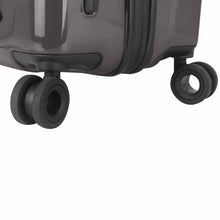 Load image into Gallery viewer, Hontus CASO DUO 20 Inches Hardside Spinner Carry-On Luggage Glossy Gun Metal