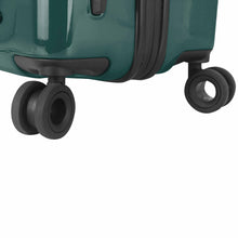 Load image into Gallery viewer, Hontus CASO DUO 20 Inches Hardside Spinner Carry-On Luggage Glossy Green