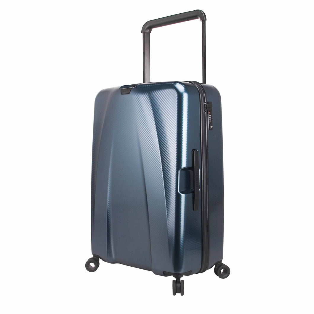 Hontus CASO TRE 28 Inches Hardside Spinner Luggage Carbon Teal