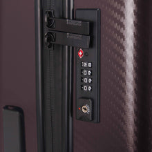 Load image into Gallery viewer, Hontus CASO TRE 28 Inches Hardside Spinner Luggage Carbon Brown
