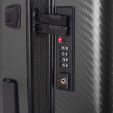 Load image into Gallery viewer, Hontus CASO TRE 20 Inches Hardside Spinner Carry-On Luggage Carbon Gun Metal