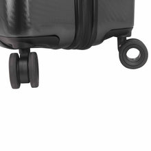 Load image into Gallery viewer, Hontus CASO TRE 28 Inches Hardside Spinner Luggage Carbon Gun Metal