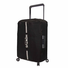 Load image into Gallery viewer, Hontus CASO QUATTRO 28 Inches Hardside Spinner Luggage Plaid Black