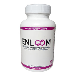 Enloom Hair Vitamins - 1 Month Supply