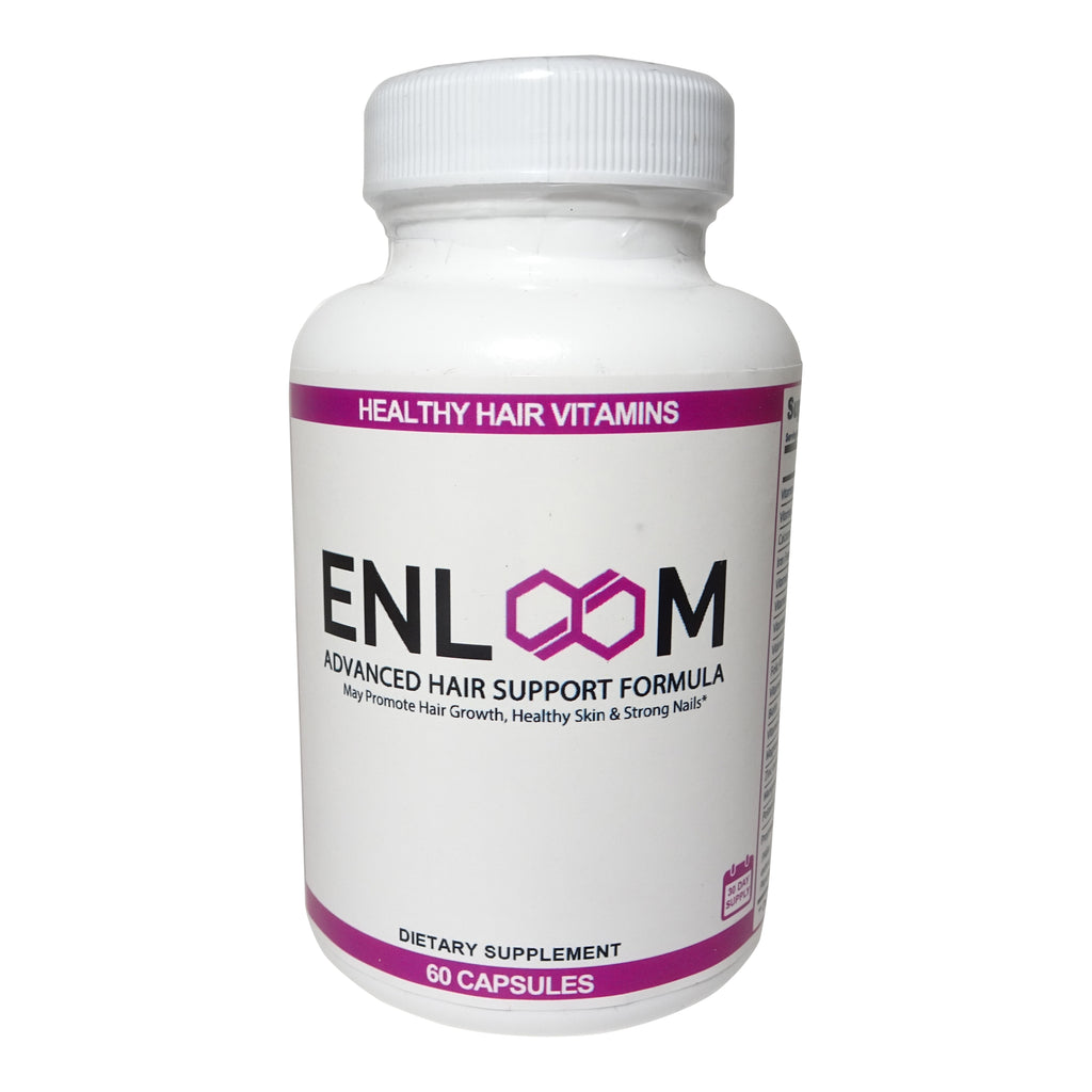 Enloom Hair Vitamins - 2 Month Supply