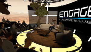 How is VR developing the remote learning experience?