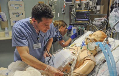 Simulation and what that means to nursing