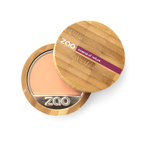 Compact Foundation - Organic & Vegan Certified