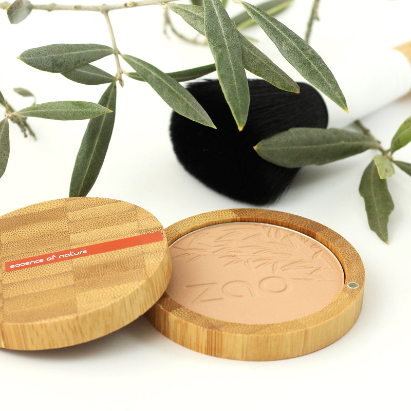 Compact Powder - Organic & Vegan Certified