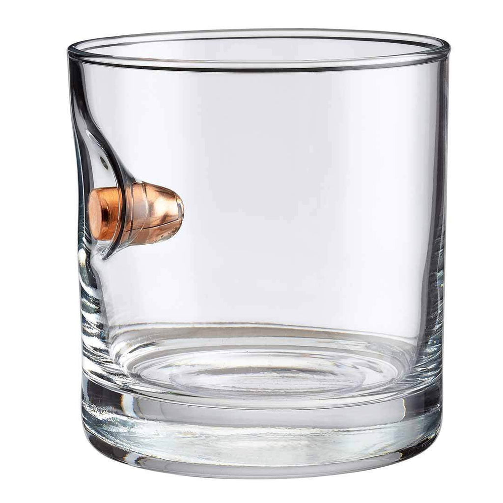 11oz Whiskey Glass .45 ACP - Patriot Mens Company