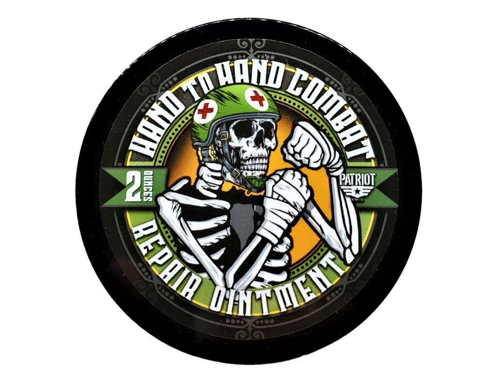 Hand to Hand Combat 2OZ First Aid Repair Ointment - Patriot Mens Company