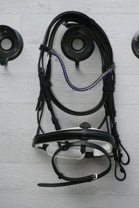 POSEIDEN - Blue crystal bridle