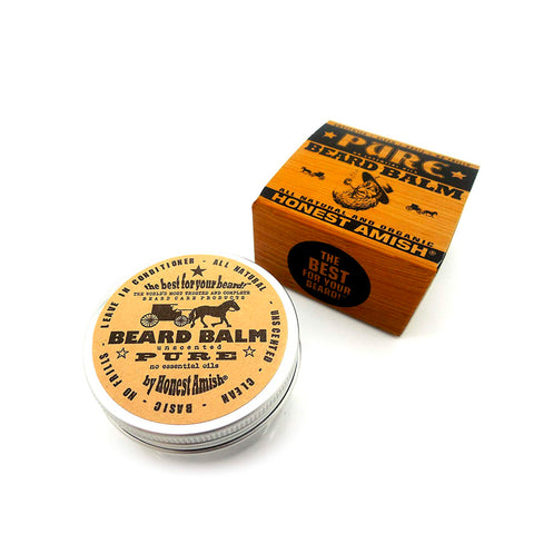 Bálsamo para barba Pure Honest Amish 57 gr.