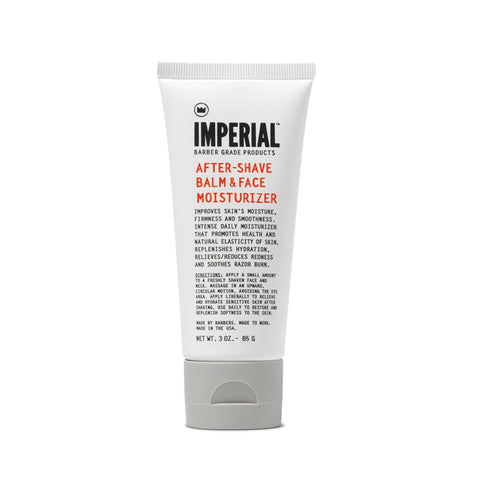 Hidratante Facial y After Shave Imperial