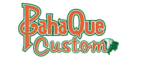 PahaQue Custom shop logo