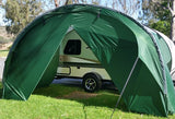 R-Pod Awning Solid Front Wall Accessory