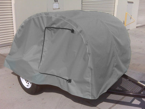 Teardrop Trailer Cover - 4' Wide