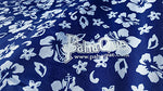 Tent Fabric Pattern Option - Blue Paradise