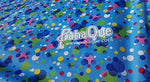 Main Fabric Pattern Option - Bubble Gum