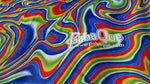 Main Fabric Pattern Option - Rainbow Swirl
