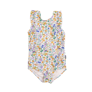 Spring Florals One Piece
