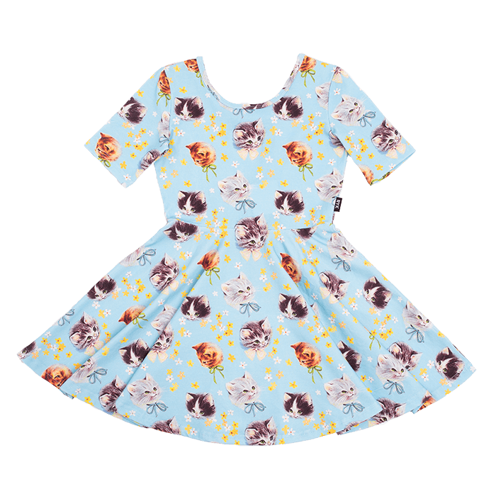 Kittens Galore Mabel Dress