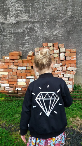 diamond back bomber jacket